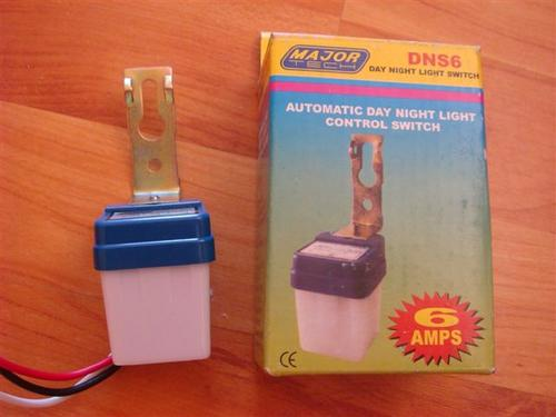 Electronic components automatic day night light control switch dns was sold for r on