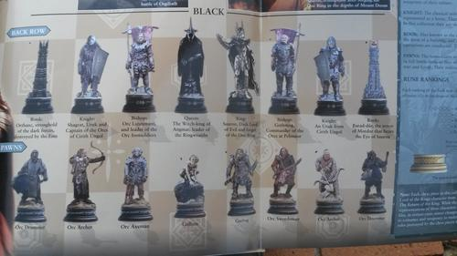 Other ornaments lord of the rings chess set for sale in johannesburg id 221640275 - Lord of the rings chess set for sale ...