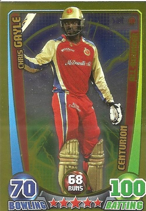 Cricket Attax Cards Gold Attax-2012-gold-cards