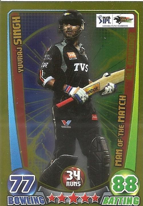 Cricket Attax Cards 2012 Trading Cards Cricket Attax
