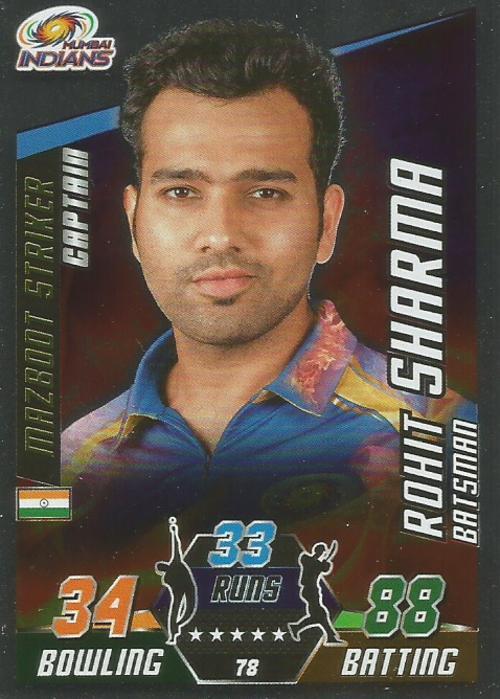 Cricket Attax Cards 2015 Ipl Ipl Cricket Attax 2015