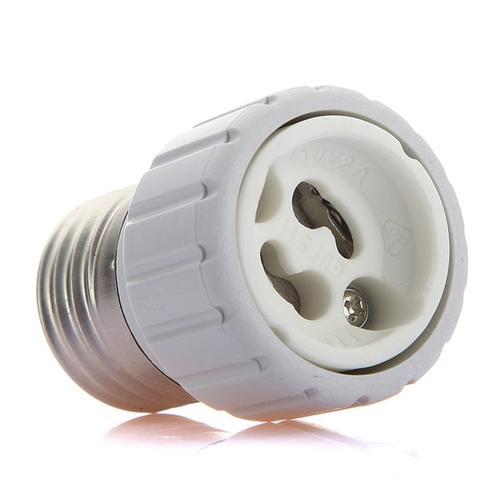 Led Light Fittings Durban: E27 To GU10 LED Light Lamp Bulbs Adapter Converter