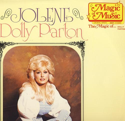 Country Dolly Parton Jolene Lp Was Sold For R30 00 On