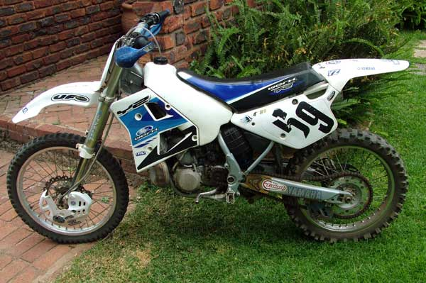 Motocross bikes 1994 yamaha yz250 was listed for r9 900 for Yamaha r9 motorcycle