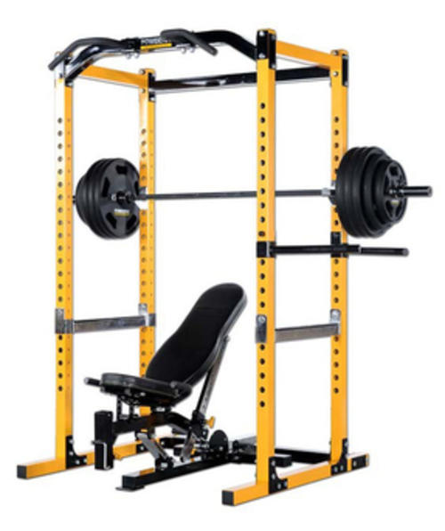 Home gyms benches powertec workbench power rack