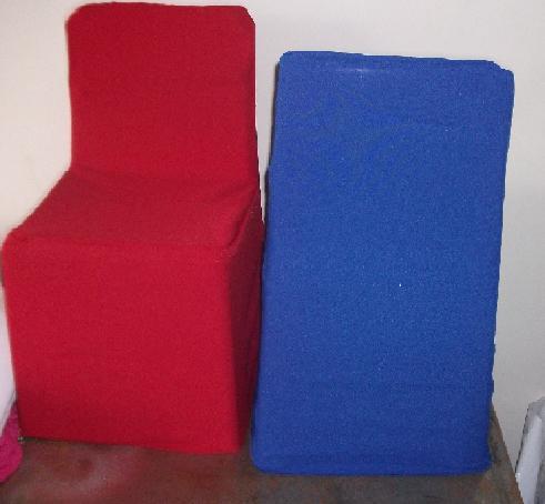 Kids Parties Mini Matt Chair Covers Sunny Or Jolly
