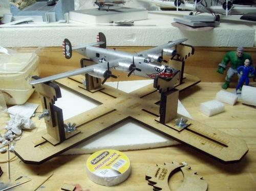 rcmodel with Model Airplane Wing Building Jig on 44895327505866708 besides Going All Out With A Classic Balsa B 17part 19 besides Can You I D This Motorcycle In 1968 in addition 48242684 N07 further Model airplane wing building jig.