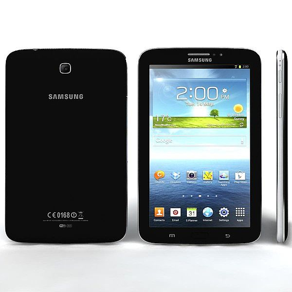 """Cell Phones & Smartphones - Samsung Galaxy Tab 3 7.0"""" 8GB WiFi Only"""