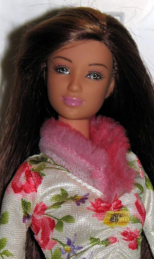 Barbie - Really Rosy Kayla doll (Barbie's friend) made by ... Goodwill Auction Online