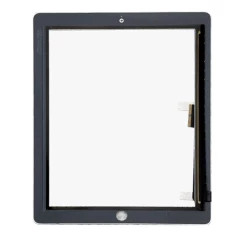 LCD Screens - Touch Screen Front Glass with digitizer for Apple Ipad 3