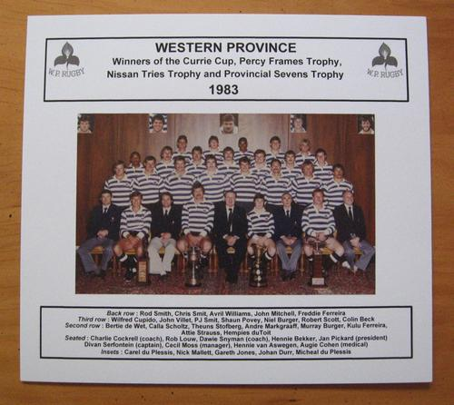 1998 Currie Cup