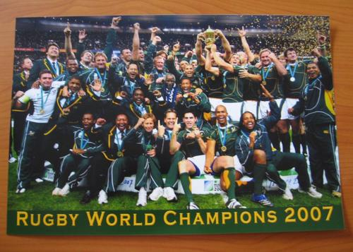 2007 Rugby World Cup �13 Africa qualification
