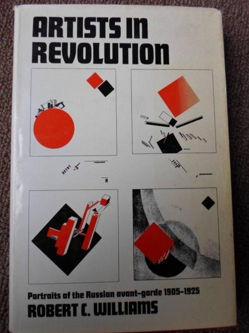 Revolution The Russian Avant Garde 95
