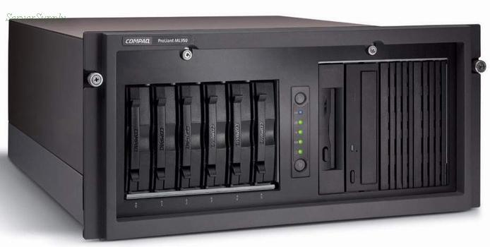 branded standard hp proliant ml350 g3 xeon. Black Bedroom Furniture Sets. Home Design Ideas