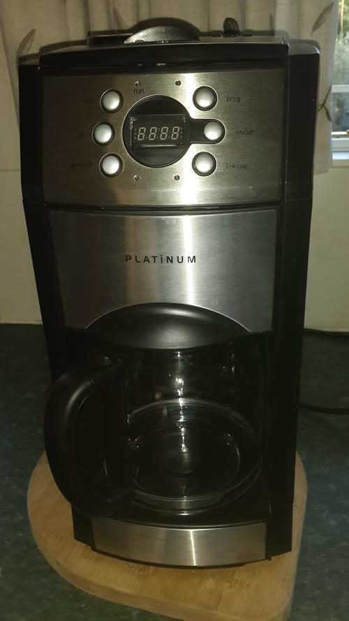 Platinum Capsule Coffee Maker : Tea & Coffee Makers - Russel Hobbs Platinum Coffee Maker was sold for R200.00 on 1 Mar at 12:52 ...