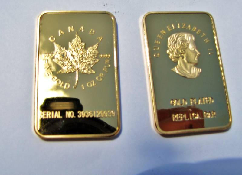 Bullion Bars 24k Gold Bullion Bar Maple Leaf 1