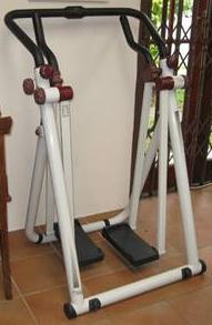 exercise equipment gymtrim health walker verimark was. Black Bedroom Furniture Sets. Home Design Ideas
