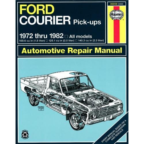 b2500 workshop manual free