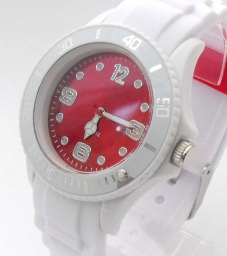 Trendy White Watches Images