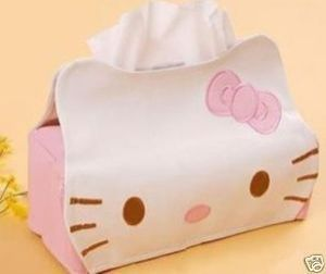Decor - Last One - Hello Kitty Tissue Box Cover for sale in ...