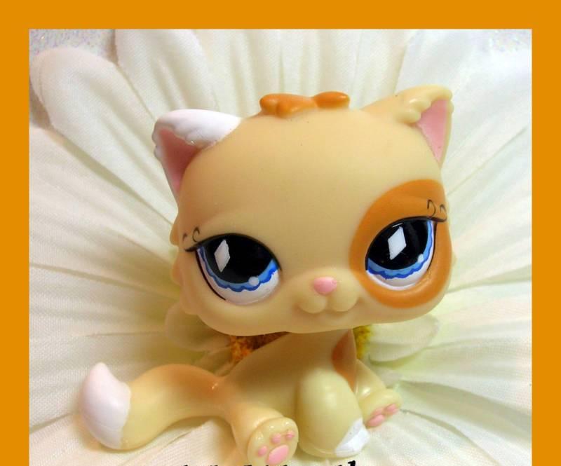 Lps persian cat 521