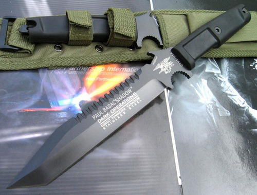 Knives Amp Daggers Dark Ops Combat Knife Was Sold For R789