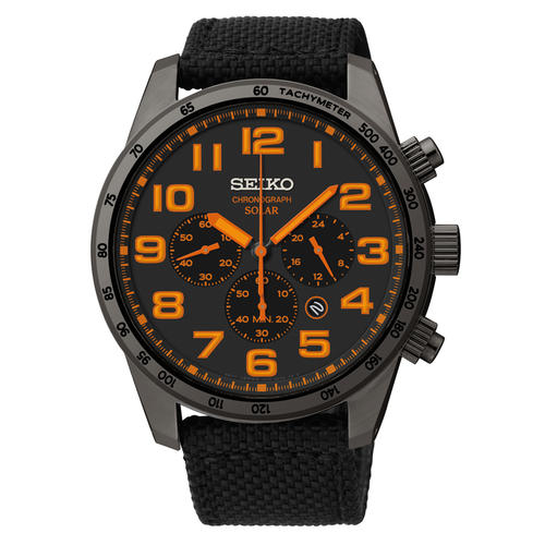 s watches only 1 available seiko solar powered