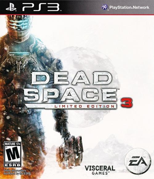 Dead Space 3 Limited Edition (XBox 360, DVD-ROM)