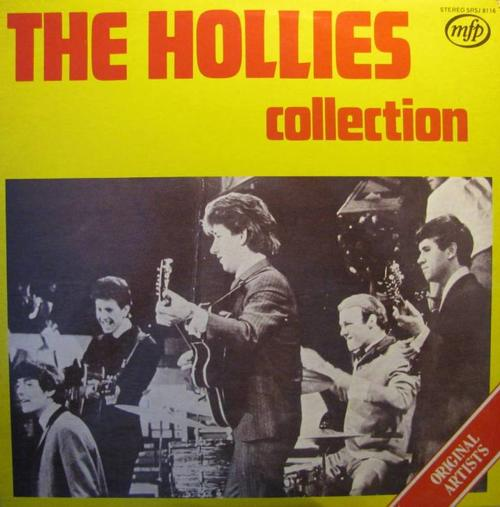 Pop Rock The Hollies Collection Vg Lp Record Was