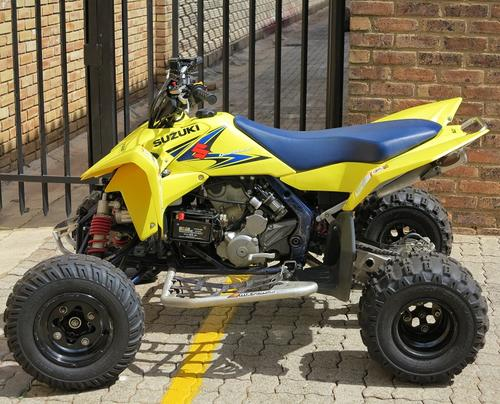 quad bikes 2009 suzuki ltr 450cc quad bike one of the most powerful quads was sold for r21. Black Bedroom Furniture Sets. Home Design Ideas