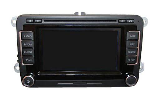 car radios vw original oem rns 510 radio navigation. Black Bedroom Furniture Sets. Home Design Ideas