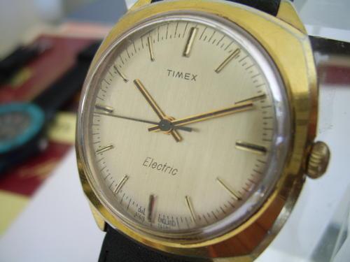 Vintage Timex Electric 99
