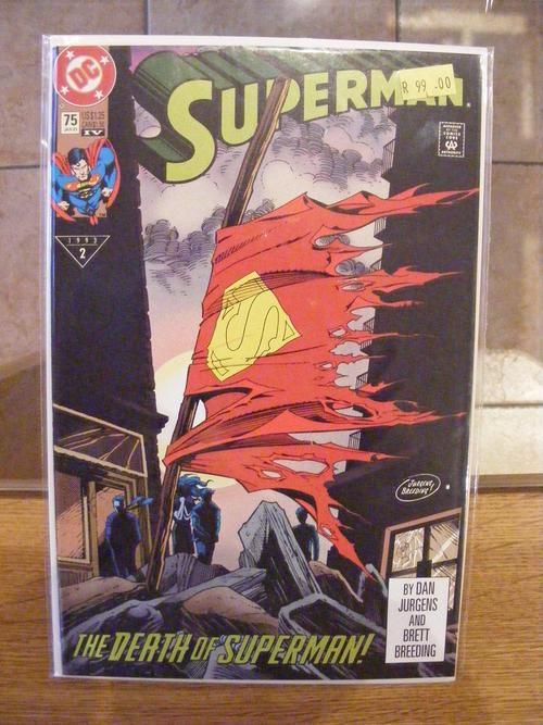 death of superman pdf free