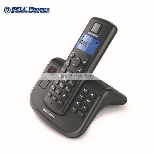2 line telephone with answering machine