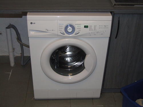 other small appliances lg 7kg washing machine was sold. Black Bedroom Furniture Sets. Home Design Ideas