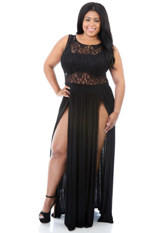 plus size attire going out