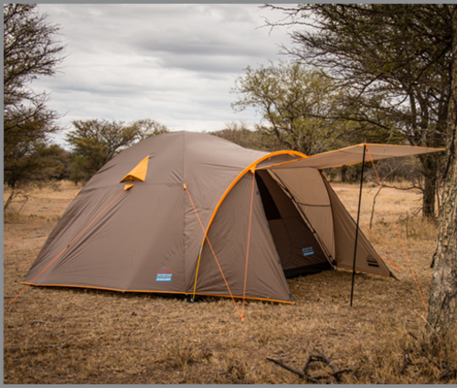 Bushtec  Room Family Dome Tent