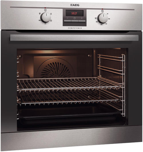 hobs stoves ovens aeg electric oven stainless steel. Black Bedroom Furniture Sets. Home Design Ideas