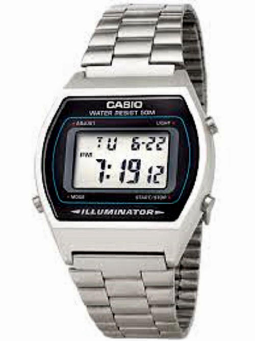 s watches casio illuminator vintage digital