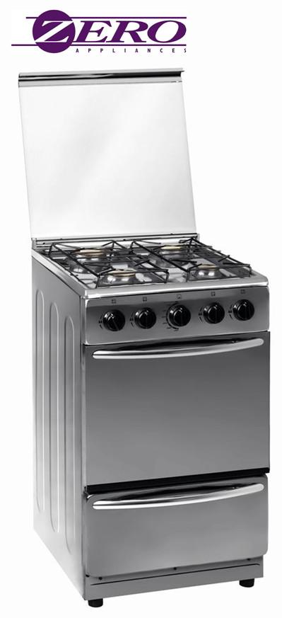 Hobs Stoves Amp Ovens Zero Appliances 4 Burner Stainless