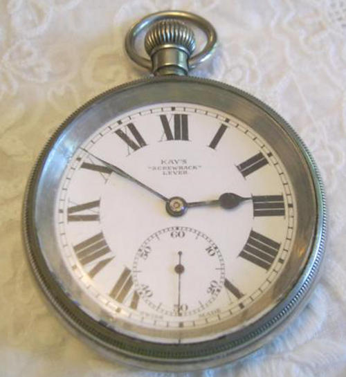 pocket watches kays antique mens pocket approx