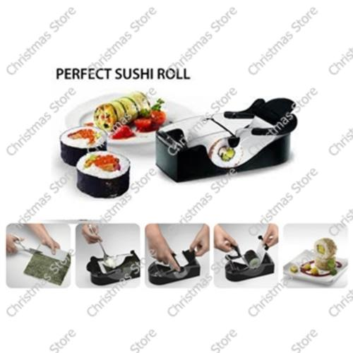 how to use sushi maker
